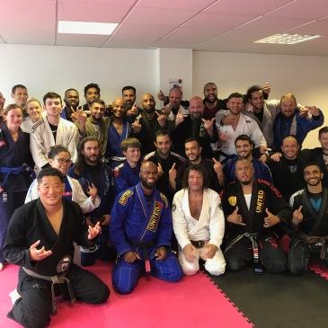 martial arts in hillingdon