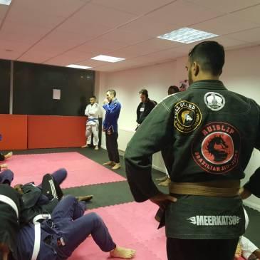 martial arts ruislip training